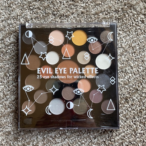 Urban Outfitters Evil Eye Palette